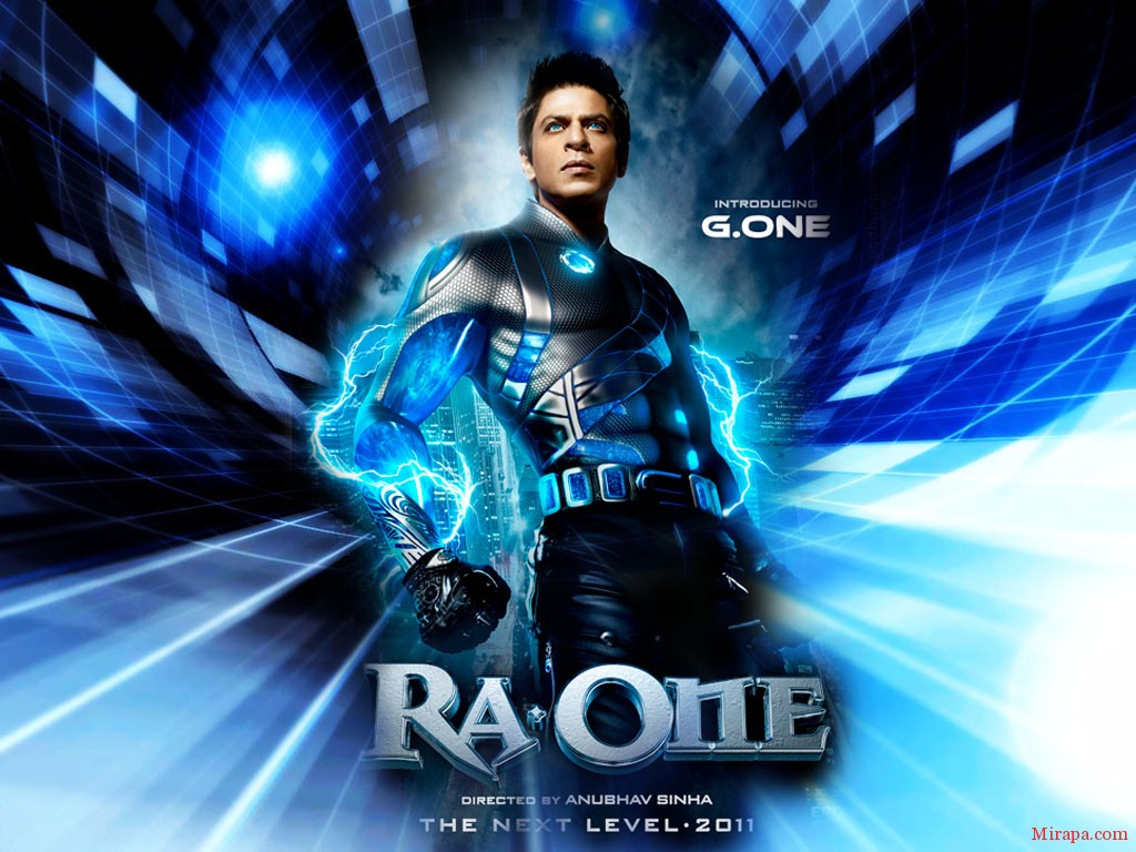 game ra one